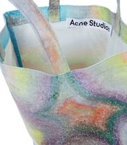 Ance Studios Star Casual Style Street Style A4 Totes