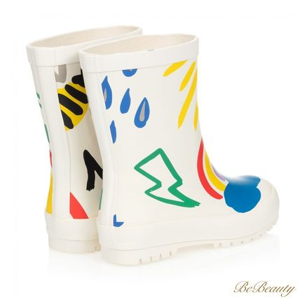 Stella McCartney Unisex Kids Girl Rain Shoes