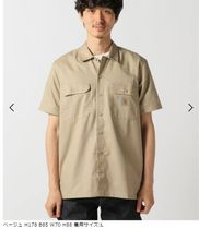 Carhartt Shirts Other Plaid Patterns Street Style Cotton Short Sleeves Logo 20