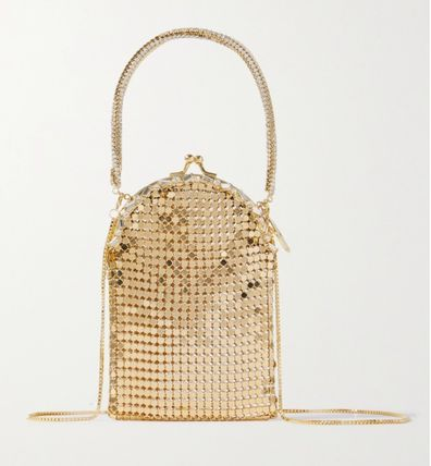 Chain Plain Party Style Bridal Party Bags