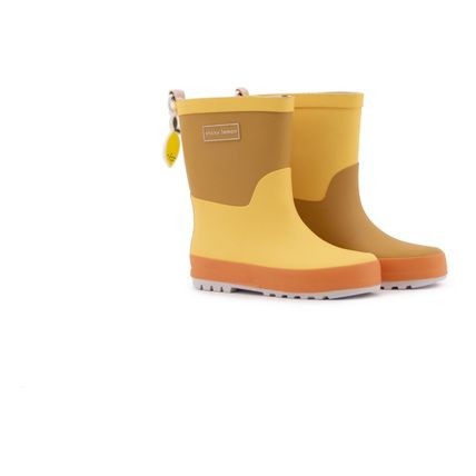 sticky lemon Unisex Kids Girl Rain Shoes