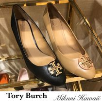Tory Burch Casual Style Plain Office Style Elegant Style Formal Style
