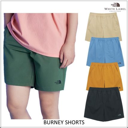 THE NORTH FACE WHITE LABEL Casual Style Unisex Shorts