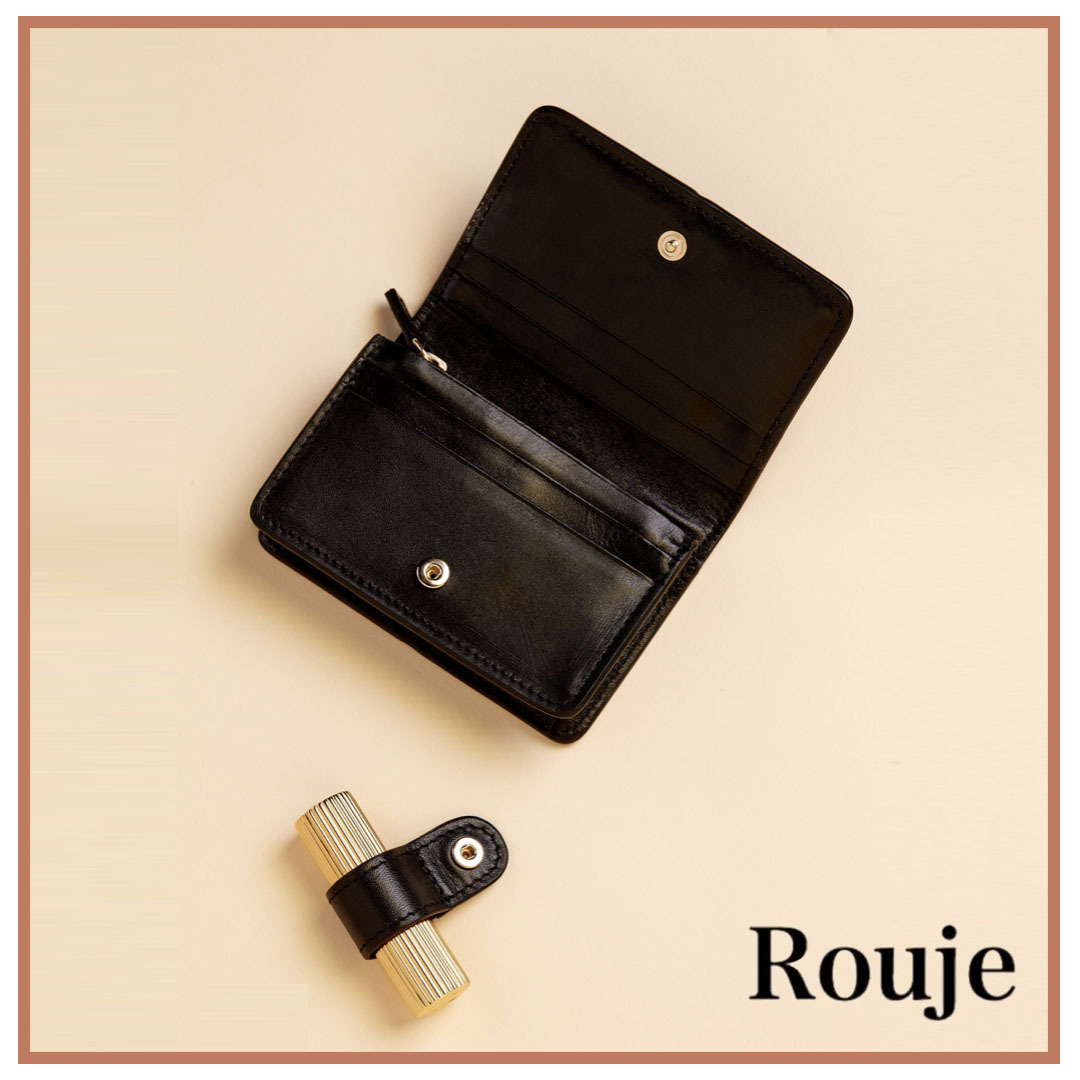 shop rouje wallets & card holders