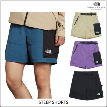 THE NORTH FACE WHITE LABEL Unisex Joggers Shorts
