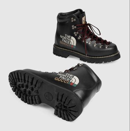 GUCCI The North Face X Gucci Men's Ankle Boot