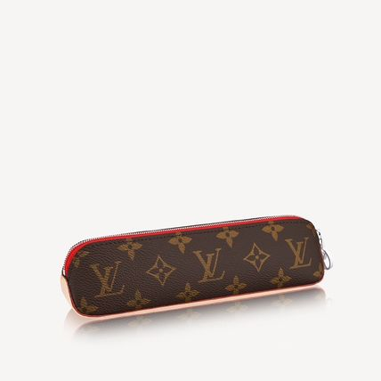Louis Vuitton MONOGRAM Pencil Pouch Elizabeth