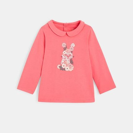Organic Cotton Baby Girl Tops