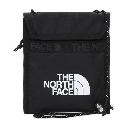 THE NORTH FACE Small Shoulder Bag Logo Unisex Plain Street Style Bags