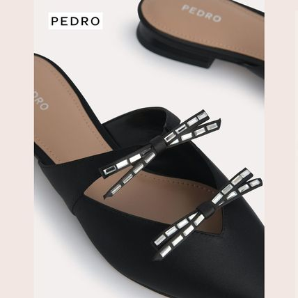 Casual Style Party Style Elegant Style Mules Formal Style