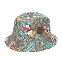 GUCCI Collaboration Bucket Hats Wide-brimmed Hats