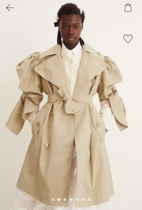 Collaboration Trench Coats