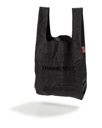 Casual Style Nylon Street Style A4 Totes