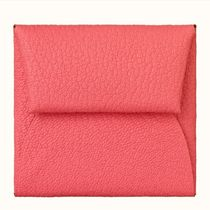 HERMES Plain Small Wallet Coin Cases