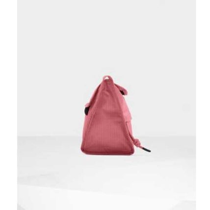 HUNTER Casual Style Plain Bags