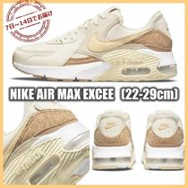Nike AIR MAX Casual Style Street Style Logo Low-Top Sneakers