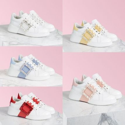 Roger Vivier Street Style Activewear Shoes