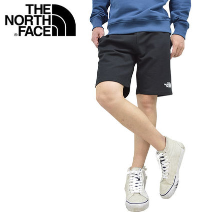 THE NORTH FACE Unisex Cotton Street Style Oversized Joggers Shorts