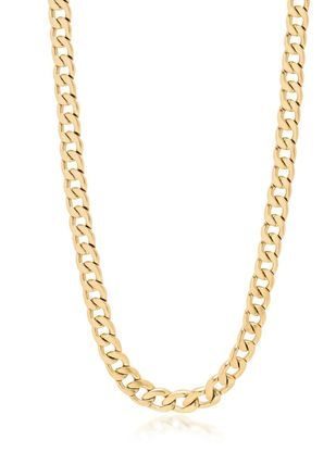 Unisex Street Style 18K Gold Necklaces & Chokers