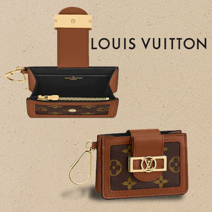 Louis Vuitton MONOGRAM Dauphine Multicartes