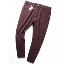 BRUNELLO CUCINELLI Tapered Pants Street Style Cotton Joggers Jeans