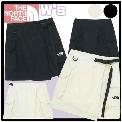 THE NORTH FACE Street Style Mini Skirts
