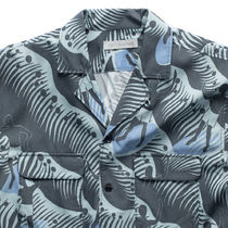 Ron Herman Shirts Button-down Tropical Patterns Blended Fabrics Street Style 4