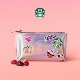 STARBUCKS Pouches & Cosmetic Bags