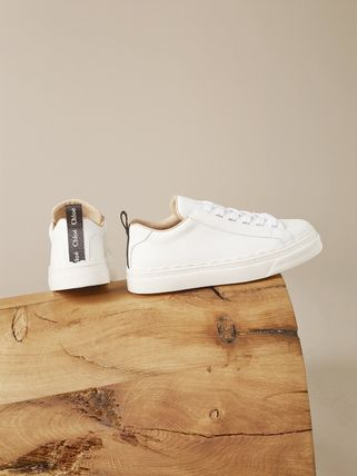 Chloe Low-Top Sneakers