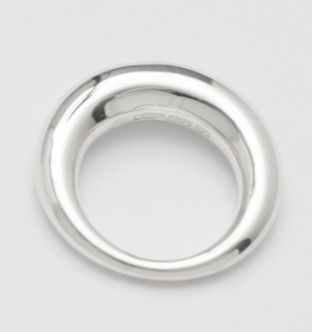 Casual Style Unisex Street Style Handmade Party Style Silver