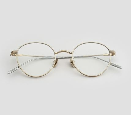 Gentle Monster Unisex Round Eyeglasses
