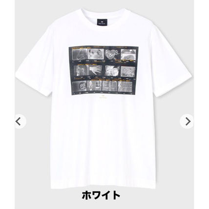 Paul Smith More T-Shirts Short Sleeves Graphic Prints T-Shirts 2