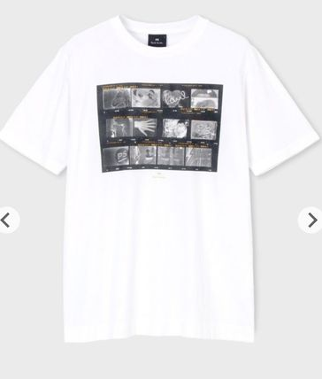 Paul Smith More T-Shirts Short Sleeves Graphic Prints T-Shirts 3