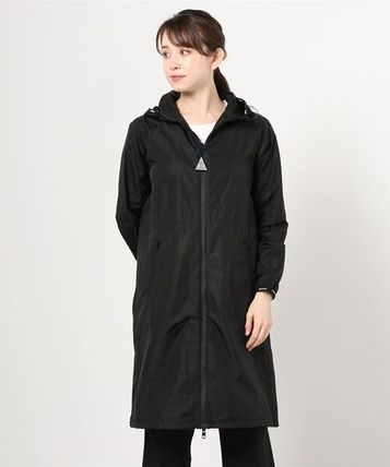 MONCLER Short Casual Style Office Style Raincoat Jackets