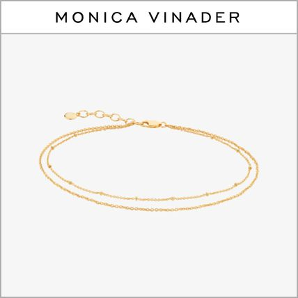 Monica Vinader Fine Jewelry Costume Jewelry Casual Style Street Style Chain Party Style