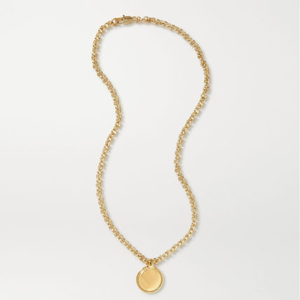 Casual Style Street Style Chain Brass Office Style