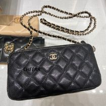 CHANEL CHAIN WALLET Clutches