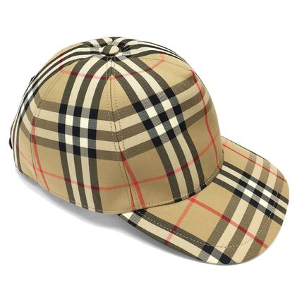Burberry Unisex Caps