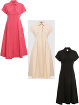 Max Mara Studio Casual Style Plain Cotton Party Style Office Style