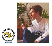 Mark Gonzales Street Style Collaboration Long Sleeves Cotton