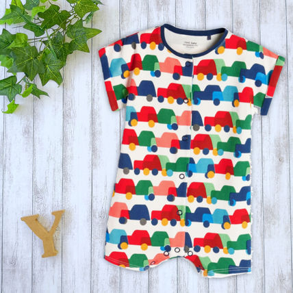 NEXT Organic Cotton Baby Boy Bodysuits & Rompers