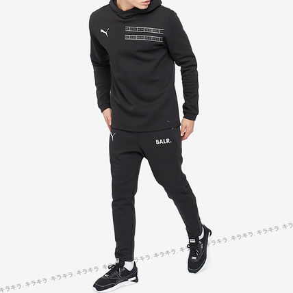 BALR Street Style Collaboration Co-ord Sweats Two-Piece Sets