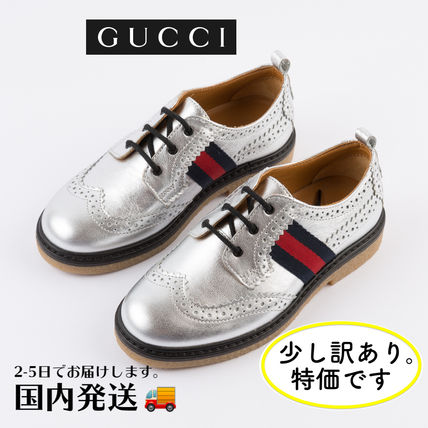 GUCCI Unisex Kids Girl Shoes