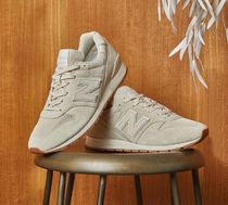 New Balance Low-Top Unisex Street Style Low-Top Sneakers 11