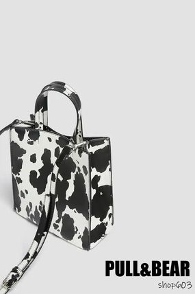 Crossbody Casual Style Other Animal Patterns Shoulder Bags