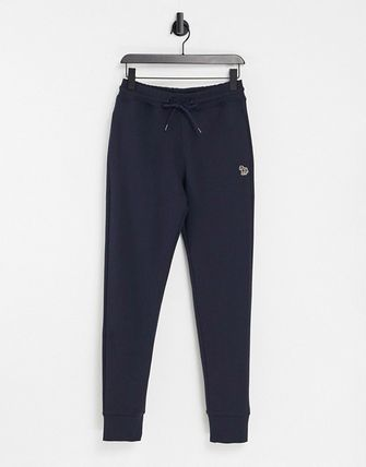 Paul Smith Plain Cotton Logo Pants