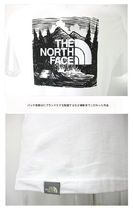 THE NORTH FACE Crew Neck Men'S Short Sleeve Red Box Tee 16