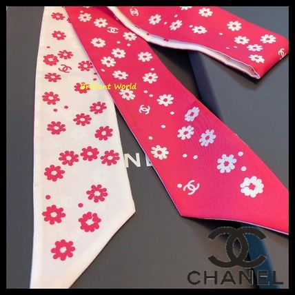CHANEL Formal Style  Bridal Casual Style Flower Party Style