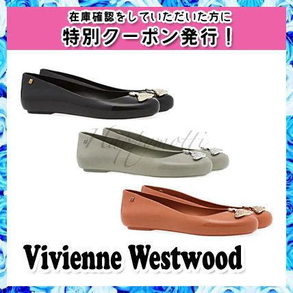 Vivienne Westwood Casual Style Plain Party Style Office Style Elegant Style