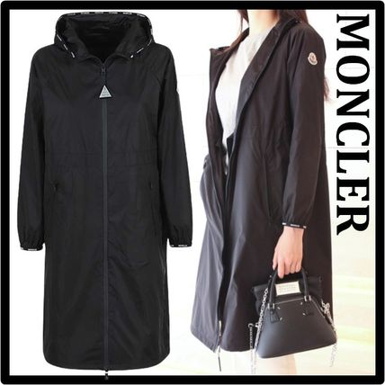 MONCLER Casual Style Street Style Logo Jackets